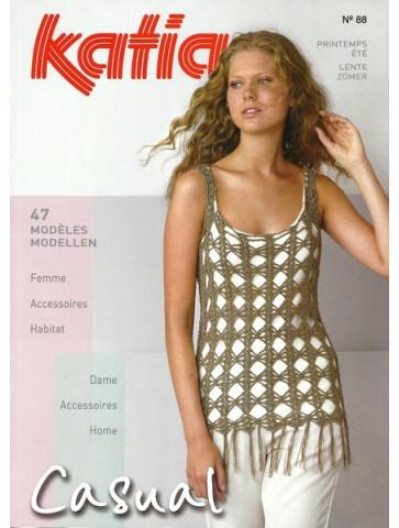 Catalogue Katia Casual n°88