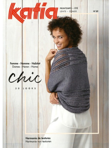 Catalogue Katia Chic n°89